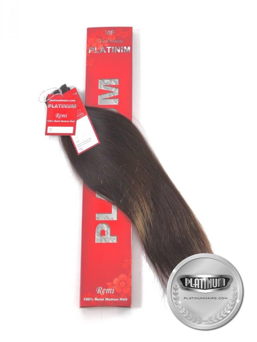 6. Бразилска естествена коса